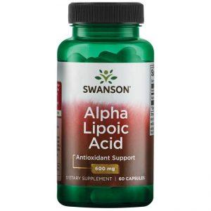 alpha lipoic Acid protiv stareene